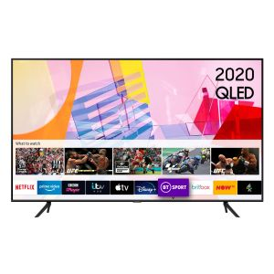 Samsung QE50Q60TAUXXH Ultra HD Smart QLED Τηλεόραση