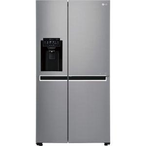 LG GSL760PZUZ Ψυγείο Ντουλάπα