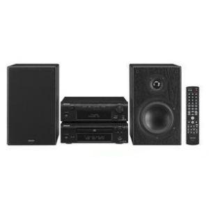 Denon D-F107 BL/BL Mini Hi-Fi Ηχοσύστημα
