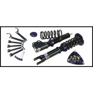 D2 RACING SPORT STREET SUSPENSION COILOVER NISSAN ALMERA N15