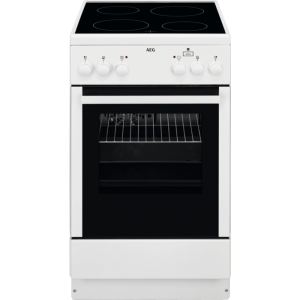 AEG CCΒ56000ΒW Ηλεκτρική Κεραμική Κουζίνα