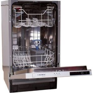Crown DW 4530 A BI Εντοιχιζόμενο Πλυντήριο Πιάτων