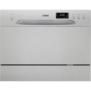 AEG F56202S0 Επιτραπέζιο Πλυντήριο Πιάτων