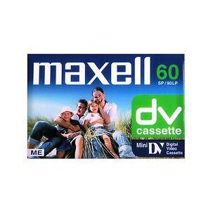 Maxell Mini DVM 60min