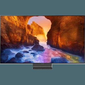 Samsung QE55Q90RATXXH Smart Τηλεόραση QLED