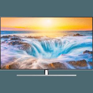Samsung QE65Q85RATXXH Smart Τηλεόραση QLED