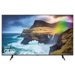 Samsung QE55Q70RATXXH Smart Τηλεόραση QLED