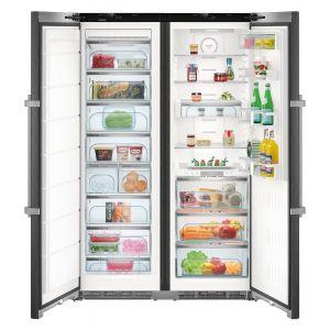 Liebherr SBSbs 8673 Ψυγείο Ντουλάπα