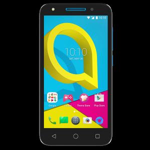 Alcatel U5 3G (8GB) Sharp Blue Smartphone