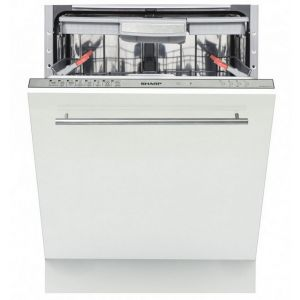 Sharp QW-D21I492X Εντοιχιζόμενο Πλυντήριο Πιάτων