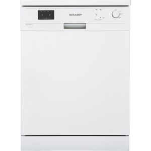 Sharp QW-GX12F492W Πλυντήριο Πιάτων