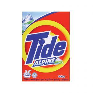 Tide Alpine Απορρυπαντικό Χεριού Σκόνη 900g 5413149027107
