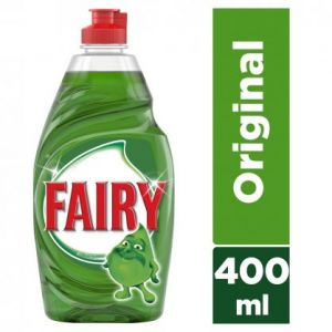 Fairy Ultra Original υγρό πιάτων 400ml 24596