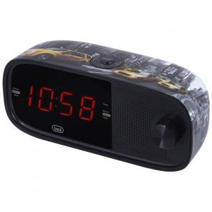 Trevi RC853D NY Ράδιο-Ρολόι