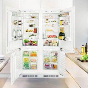 Liebherr SBS 66I2 Εντοιχιζόμενο Ψυγείο Ντουλάπα