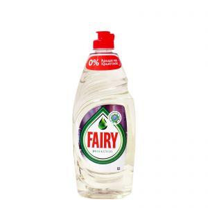 Fairy Pure and Care 654 ml Υγρό πιάτων για πλύσιμο στο χέρι 8001841019321