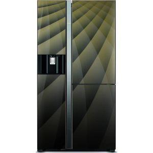 Hitachi R-M700AGPRU4X (DIA) Ψυγείο Ντουλάπα Διαμάντι