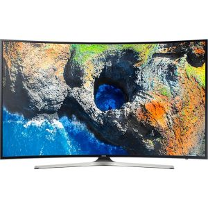 Samsung UΕ49ΜU6202 Curved Smart Τηλεόραση LED