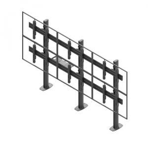 Edbak VWSA3257-L Βάση Stand για Video Wall