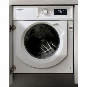 Whirlpool BI WMWG 81484E EU Εντοιχιζόμενο Πλυντήριο Ρούχων