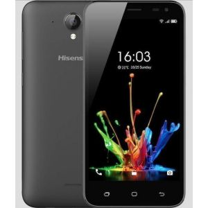 Hisense L675 4G LTE DUAL SIM Μαύρο Smartphone