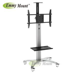 Emmy Mount AVF1500-60-1P Τροχήλατη Βάση Τηλεόρασης