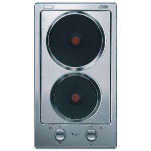 Whirlpool AKT310 Αυτόνομη Εμαγιέ Εστία Domino