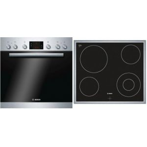 Bosch BA23CN631 (HEA23B150 + NKF645G17G) Σετ Κουζίνα Εστία