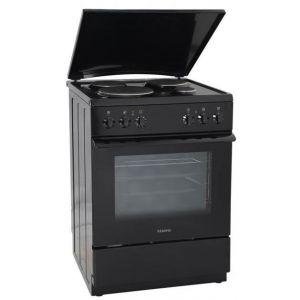 Eskimo ES 6025 BR Ηλεκτρική Εμαγιέ Κουζίνα