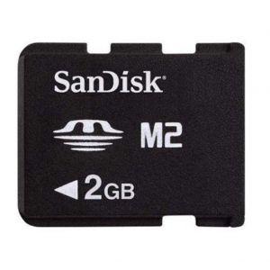 Sandisk Memory Stick Micro M2   GB