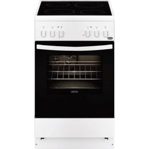 Zanussi ZCV550G1WA Ηλεκτρική Κεραμική Κουζίνα