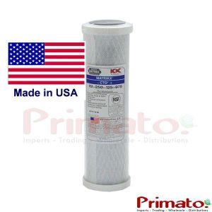 Primato Carbon Block Matrikx CTO 5m - USA. Συμπαγής ενεργός άνθρακας Ανταλλακτικό
