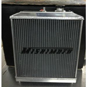 MISHIMOTO PERFORMANCE ALUMINIUM RADIATOR FOR CIVIC '92-'00