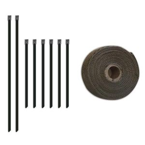 MISHIMOTO HEAT WRAP SET
