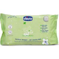 Chicco Baby Moments Απαλά Μωρομάντηλα Καθαρισμού Χωρίς Καπάκι 72τμχ