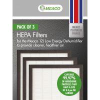 Meaco Σειρά Platinum 12L Ανταλλακτικό Φίλτρο HEPA