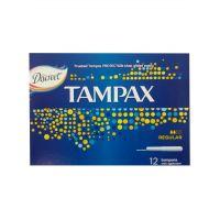 Tampax Discreet Regular 12 Τεμάχια