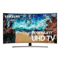 Samsung UE55NU8502 Curved Smart Τηλεόραση LED με Δορυφορικό Δέκτη