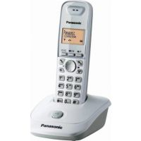 Panasonic KX-TG2511 GRΜ Ασημένιο Ασύρματο Τηλέφωνο