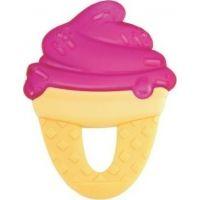 Chicco Δροσιστικός Κρίκος Οδοντοφυΐας Παγωτό 4m+ 1τμχ