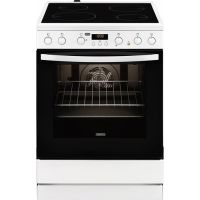 Zanussi ZCV65330WA Ηλεκτρική Κεραμική Κουζίνα