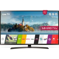 LG 60UJ634V Smart Τηλεόραση με Δορυφορικό Δέκτη