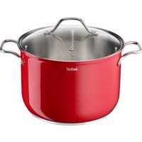Tefal Intuition Red B90379 Μαρμίτα 22cm
