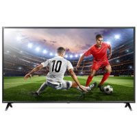 LG 55UK6100 Ultra HD Smart Τηλεόραση LED