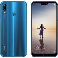 Huawei P20 Lite Dual (64GB) Blue Smartphone