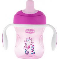 Chicco Training Cup 6m+ Pink 200ml