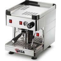 Wega Mininova EPU PV Inox Επαγγελματική Μηχανή Espresso