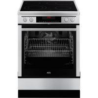 AEG 69476VS-MN Ηλεκτρική Κεραμική Κουζίνα
