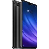 Xiaomi Mi 8 Lite (64GB) Dual Sim EU Μαύρο Smartphone