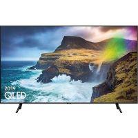 Samsung QE75Q70RATXXH Smart Τηλεόραση QLED